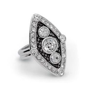 Jewelry - Statement 3 Crystal Ring